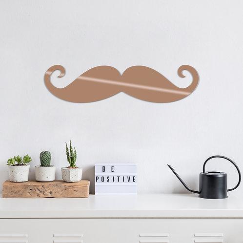 Mustache - Copper