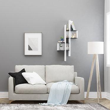 Yasemin 2 - White, Black