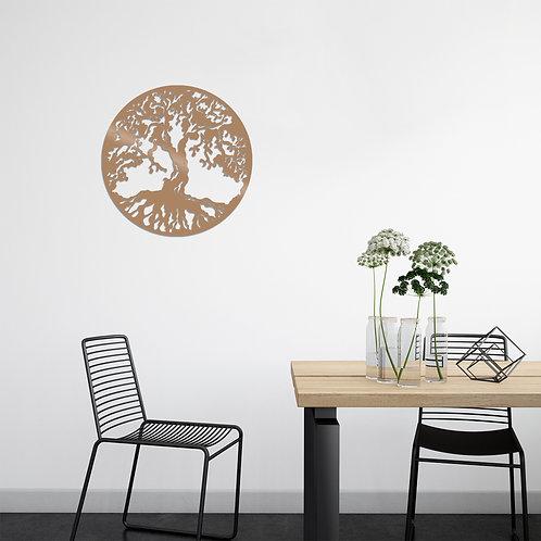Tree - Copper