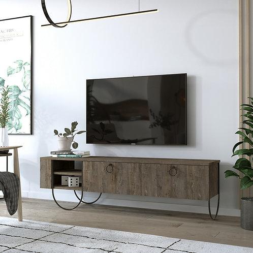 Norfolk Tv Stand - Dark Coffee