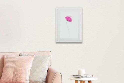 Watercolor Pink 2