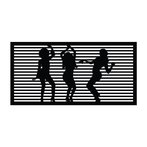 DanceWoman - Black