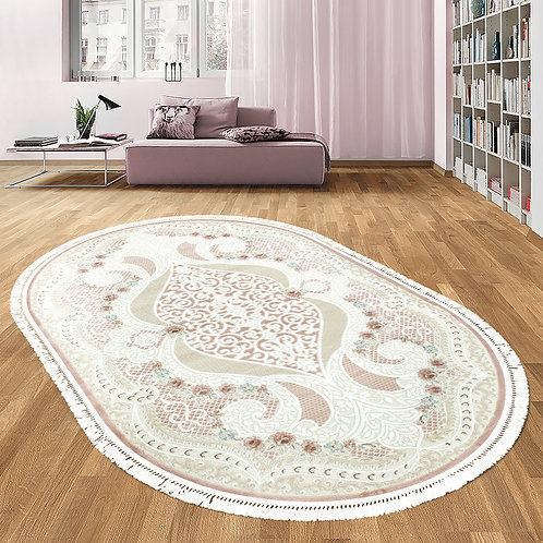 4852A Oval - Pink
