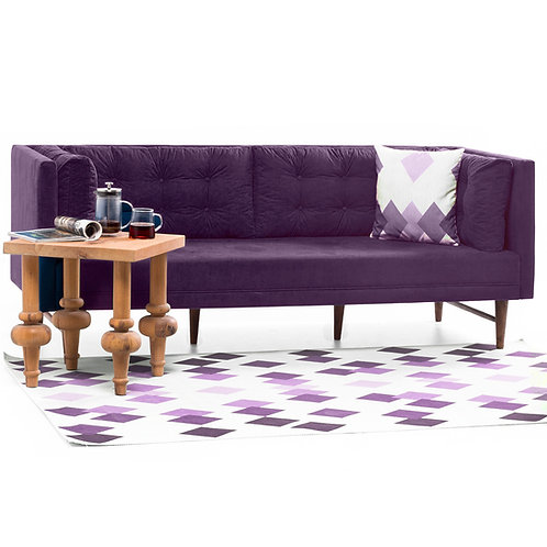 Point Sofa - Purple