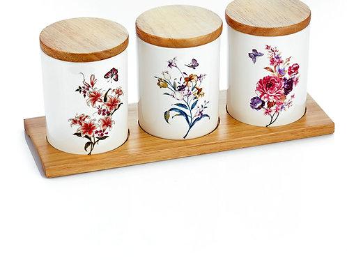 Flowers 3'Lu Baharat Takimi Buyuk