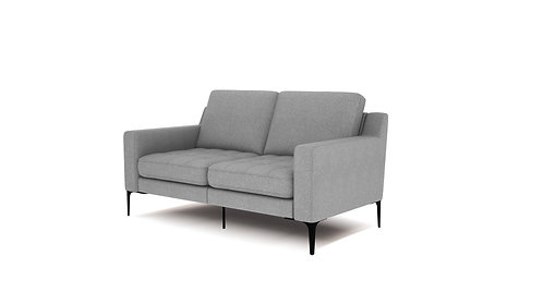 Normod 2 Seater - Grey, Black