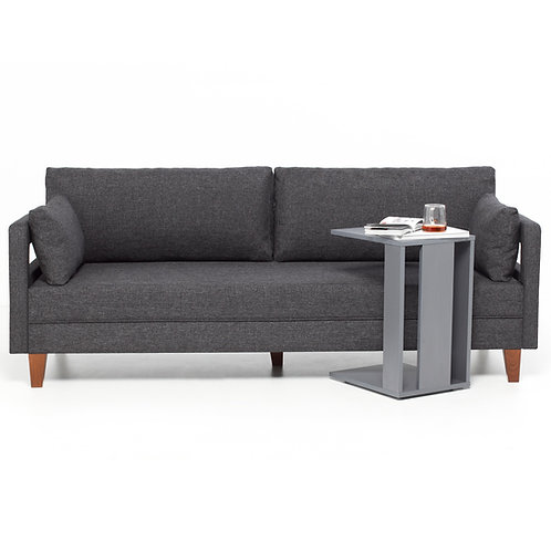 Comfort Sofa 3 Pr - Grey