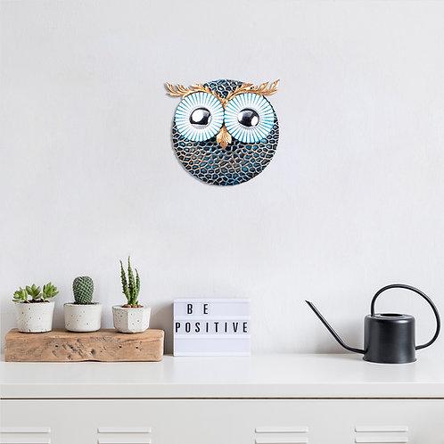 Owl 3 - Silver