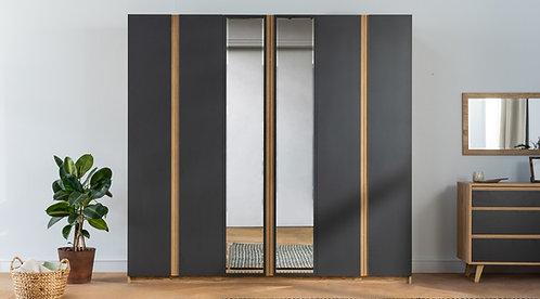 Zen 6 Doors - Grey