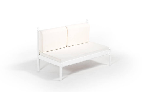 Mitas - White, Beige (70 x 140)