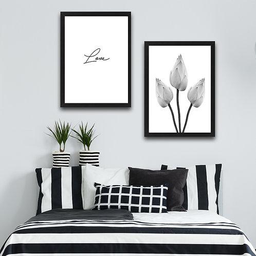 Love Flower Set
