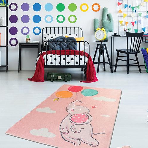 Balloons - Pink (100 x 160)