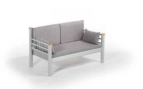 Kappis - Grey, Fume (70 x 140)