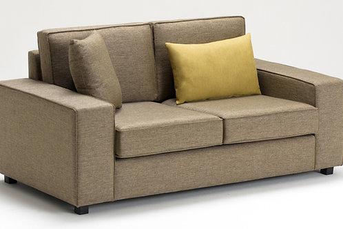 Doha Sofa For 2 Pr - Brown