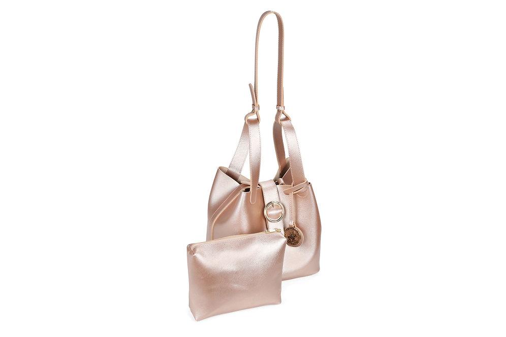 999 Rose Gold Bhpc Bag
