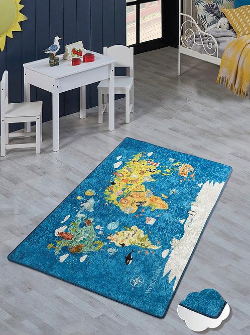 World Map (100 x 160)