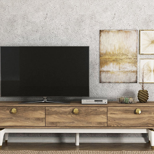 Buse (TV Sehpasi) - Walnut