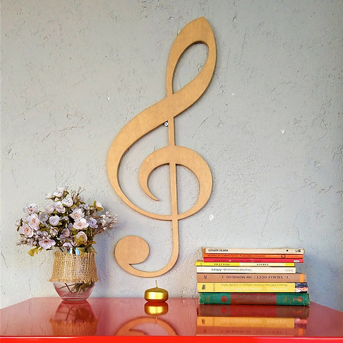 Treble Clef - Natural