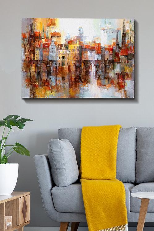 Kanvas Tablo (70 x 100) - 190