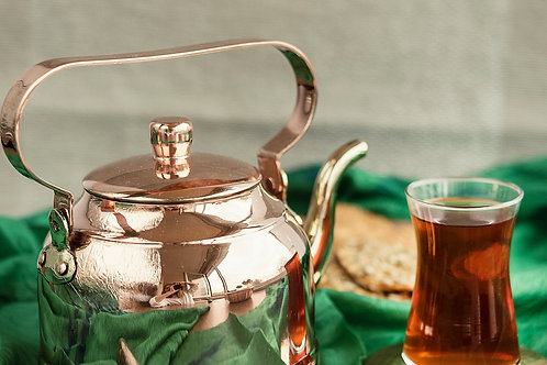 Handmade Copper Tea Pot