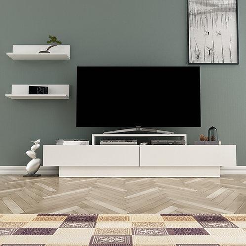 Lucca TV - White, White