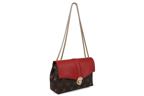 623 - Brown, Red