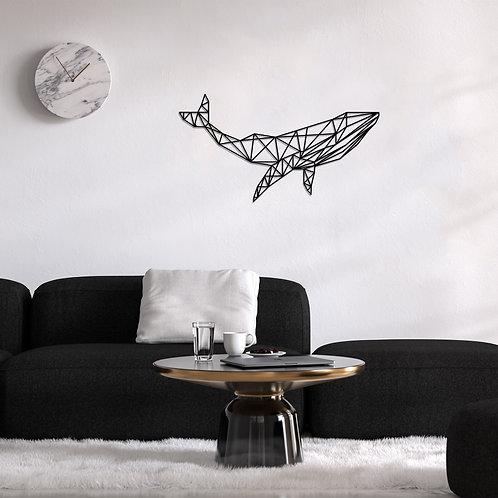 Whale 1 - Black
