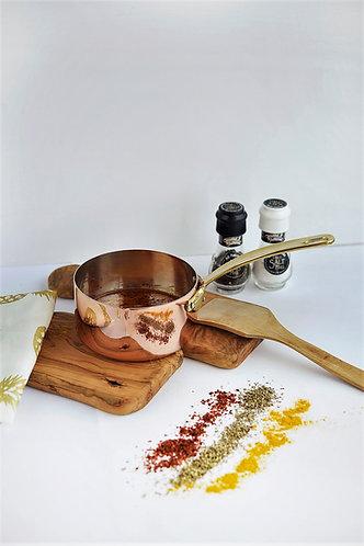 Handmade Copper Sauce Pan