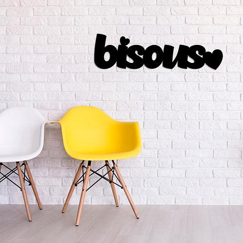 Bisous - Black