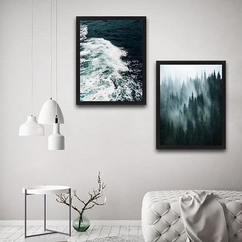 Wave Forest Set