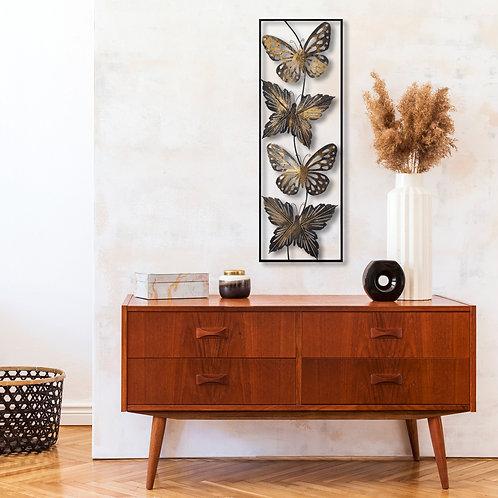 Metal Art Butterfly