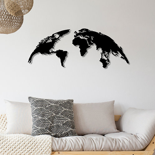 World Map Medium