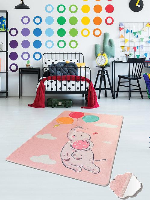 Balloons - Pink (140 x 190)