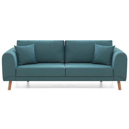 Lucky Sofa Bed - Turquoise