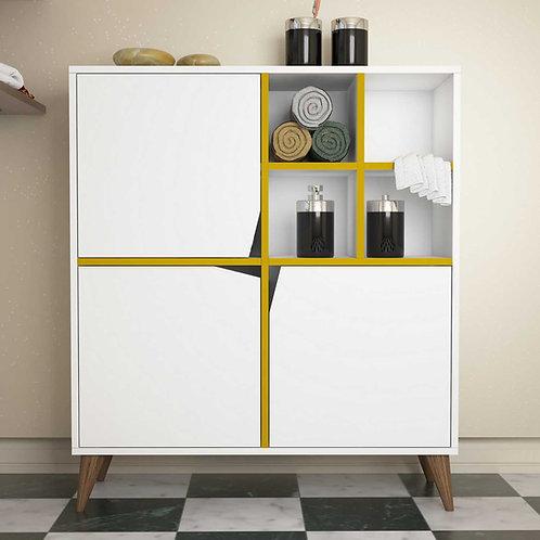 Pulse - White, Yellow