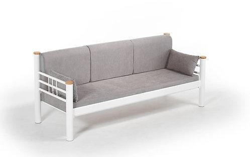 Kappis - White, Fume (90 x 140)