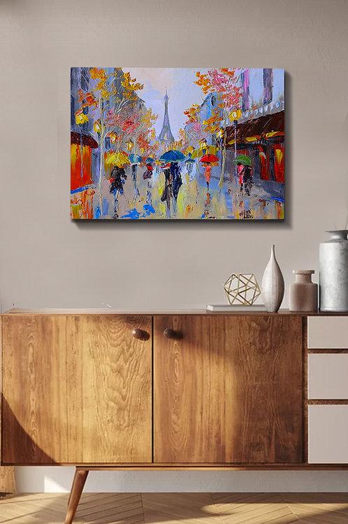 Kanvas Tablo (50 x 70) - 151
