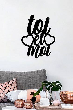 Toi Et Moi - Black