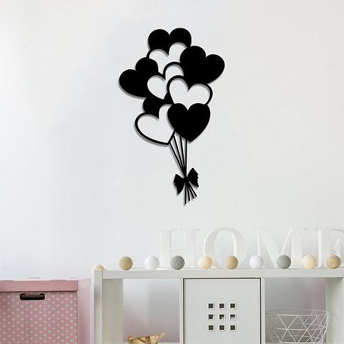 Balloons - Black