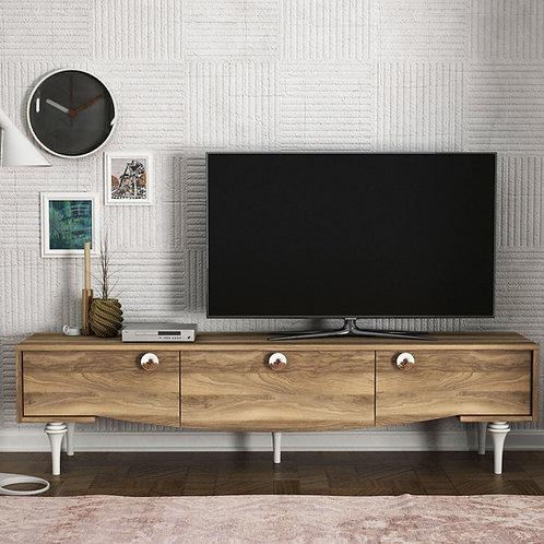 Kumsal (TV Sehpasi) - Walnut