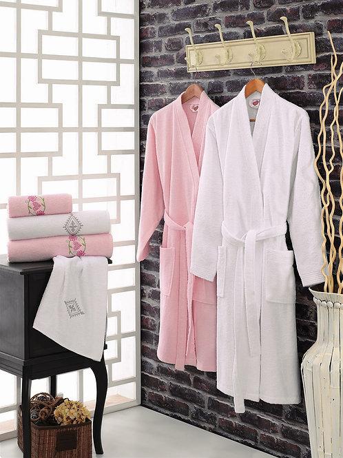Nakisli Aile - Pink-White v1