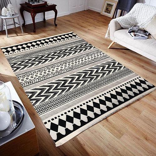 Oslo - Black, White (75 x 300)