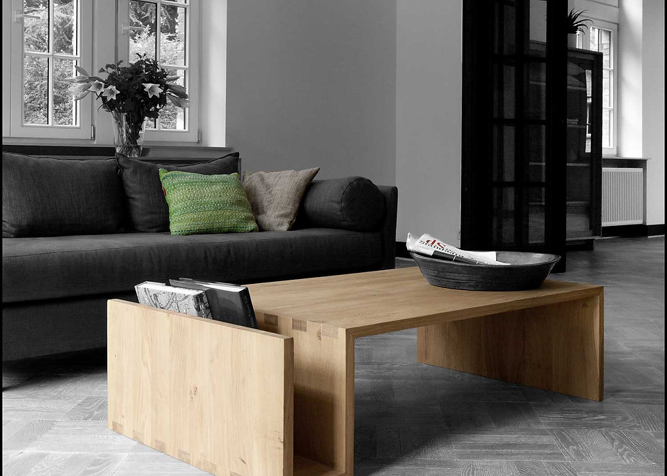 Coffee Table Collection - Wooden Art