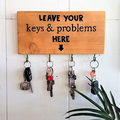 Leave Your Keys
