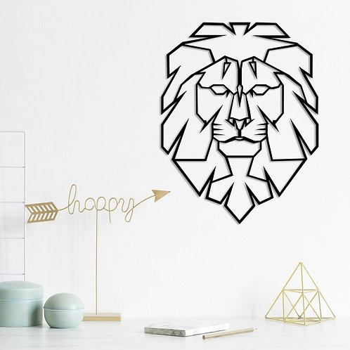 Lion - Black