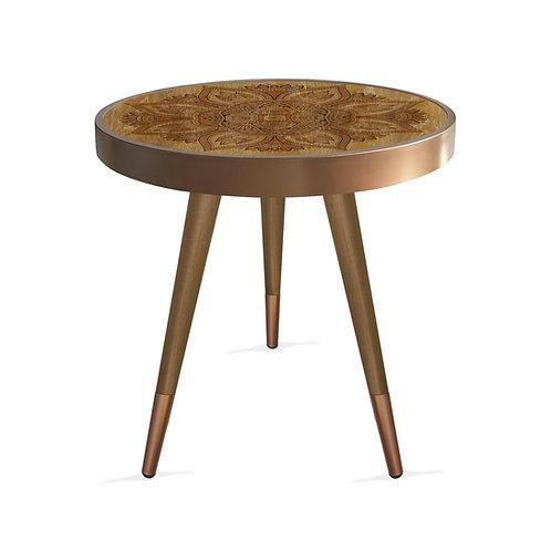 Brown Oriental - Circle