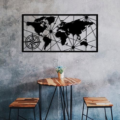 World Map Medium 2
