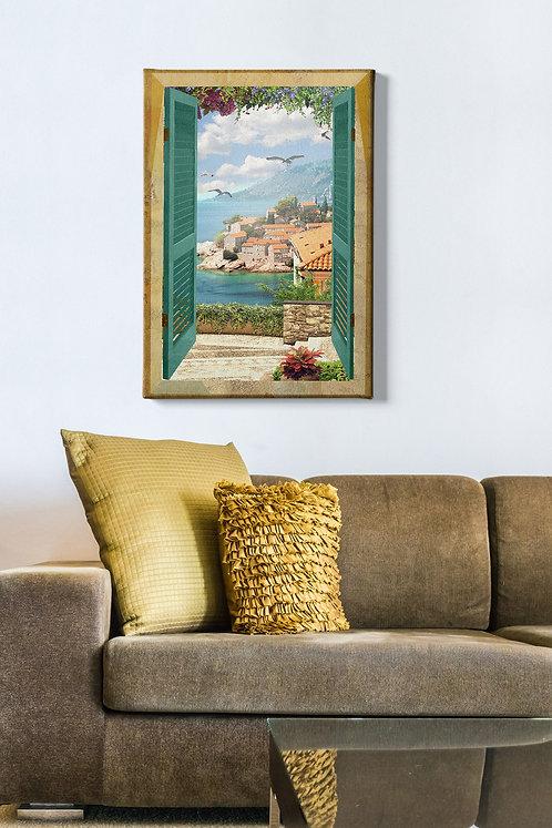 Kanvas Tablo (50 x 70) - 228