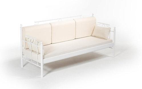 Hatkus - White, Beige (70 x 200)