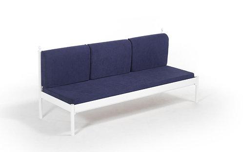 Mitas - White, Dark Blue (70 x 200)